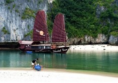 vacance au vietnam plage Cat Ba