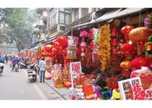 Liste 36 rues et corporations du vieux quartier de Hanoi