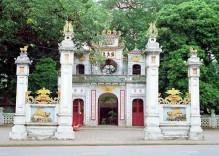 Le Temple de Quan Thanh