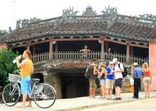 Pont couvert japonais à Hoi An