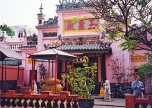 Chua Ngoc Hoang – Pagode de l'empereur de Jade