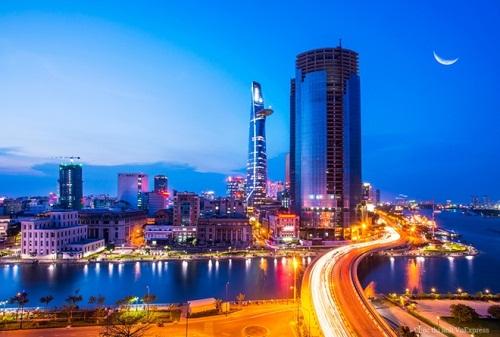 Saigon moderne
