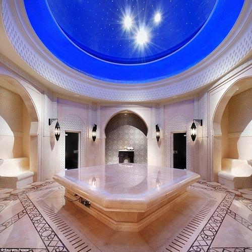 Le spa d'Emirates Palace