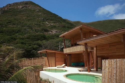 Le resort Six Senses Con Dao
